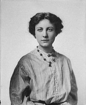 Eleanor Robson Belmont (1879 – 1979), a Britis...