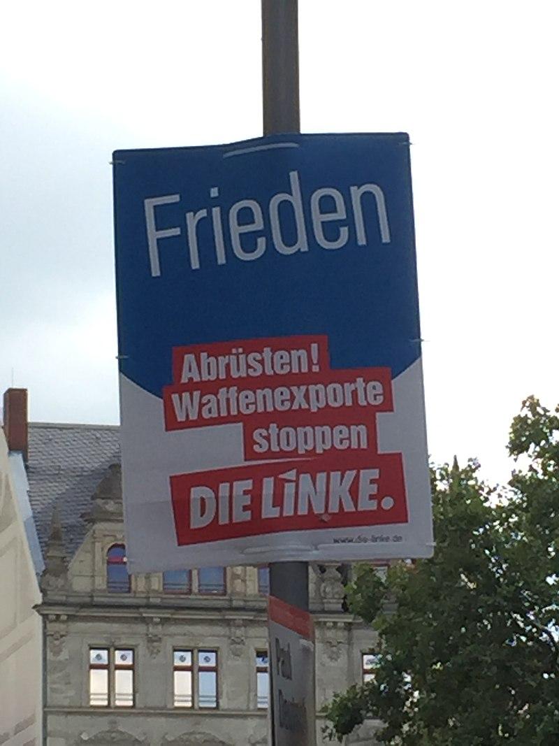 Election Posters For The Bundestagswahl   Jpg