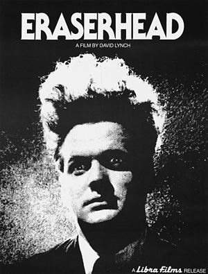 English: Eraserhead poster Français : Affiche ...