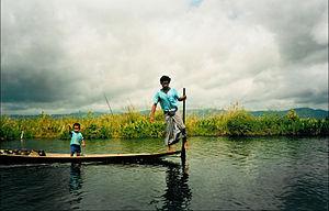 Lake Inle, Burma/Myanmar - 1999