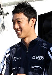 Kazuki Nakajima 2009 Motorsport Japan 1.jpg