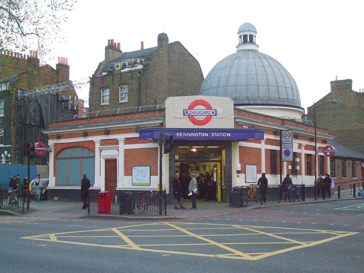 Kennington Mtro De Londres Wikipdia