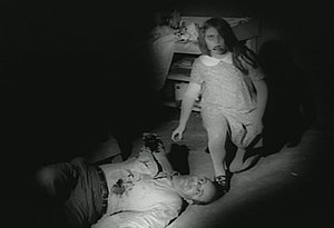Night of the Living Dead screenshot -- a young...