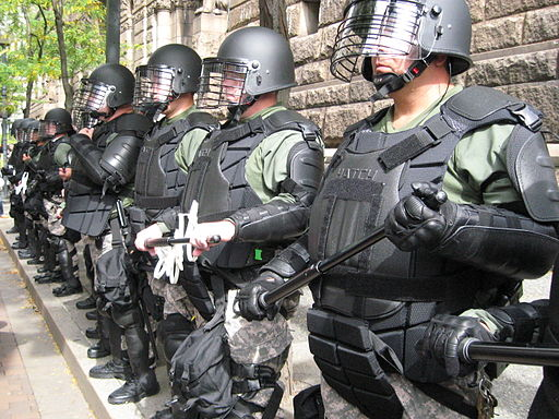 Police State Pittsburgh G20
