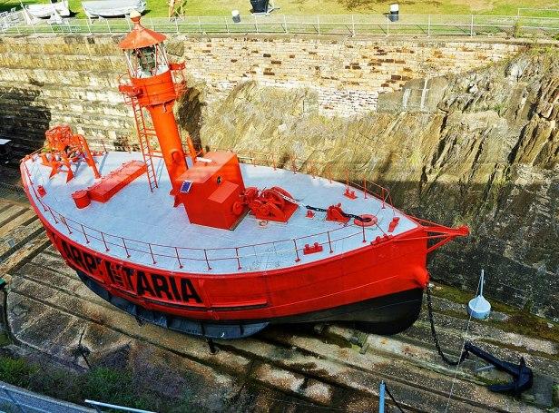 Queensland Maritime Museum - Joy of Museums - Carpentaria Light Ship