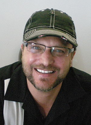 Picture of voice actor Steven Blum, Taken at t...