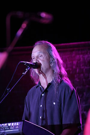 Steve Walsh from the band Kansas