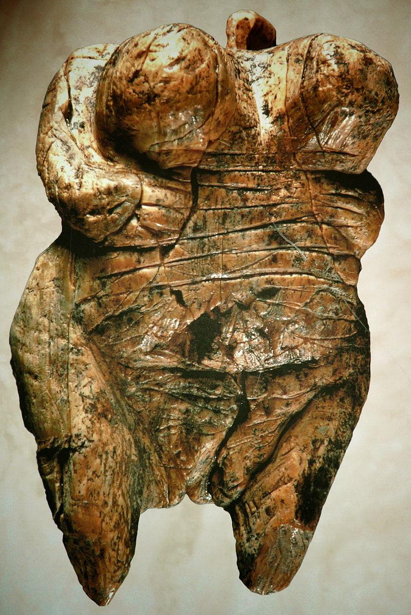 venus figurine first fertility gods