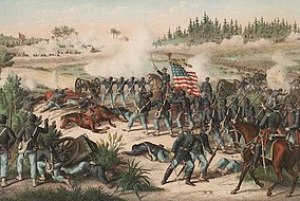 Battle of Olustee. Series : General collection...