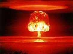 Nuclear War: Nuclear weapon test, 1954