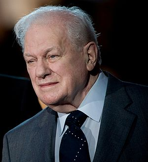 English: American actor Charles Durning on May...