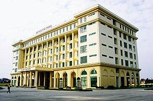 Hai Phong Medical University Français : l'Univ...