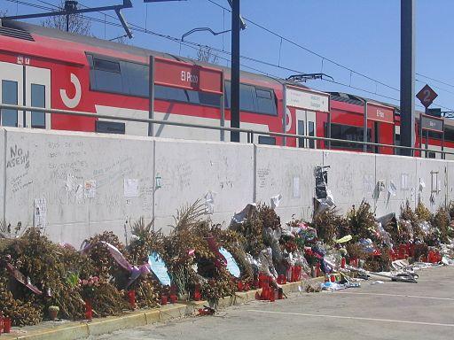 Estación El Pozo - 2004