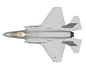 This is a image of F-35 A Joint Strike Fighter