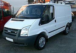 Ford Transit Mk6 (Europe)