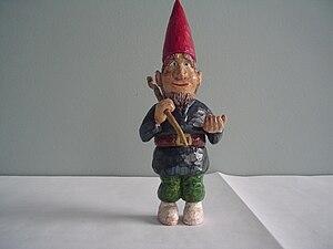 Garden gnome 01050