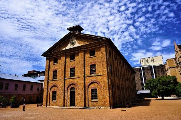 Hyde Park Barracks, Sydney - Joy of Museums 2