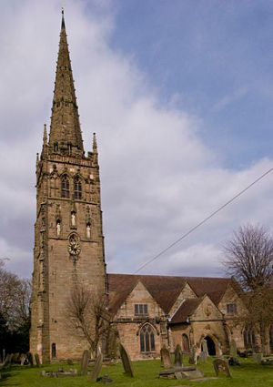 St. Nicolas' Church, Kings Norton