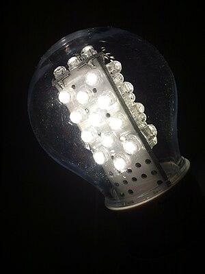 100-240V 2W (15W equivalent) E27 Osram LED Lig...