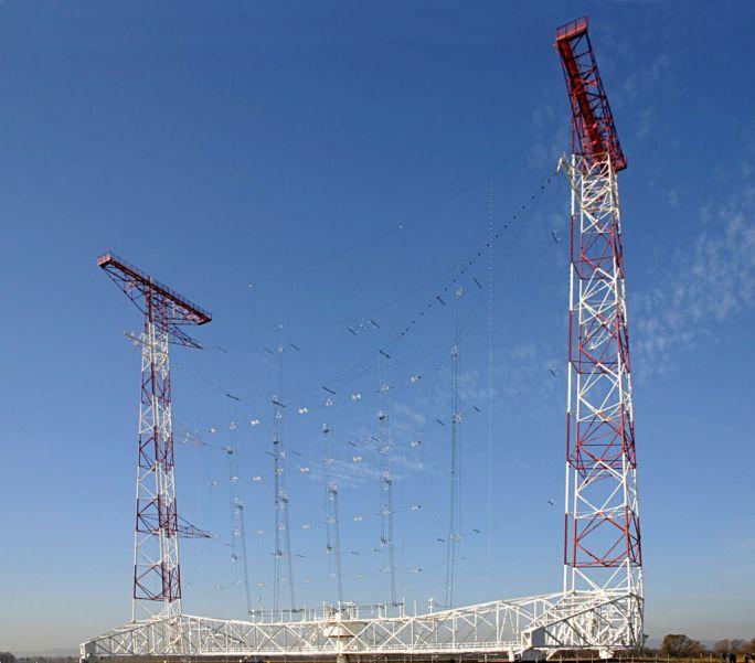 Moosbrunn SW Antenna