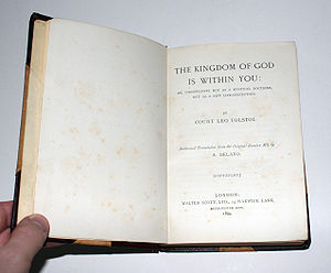 The 1st English edition of The Kingdom of God ...