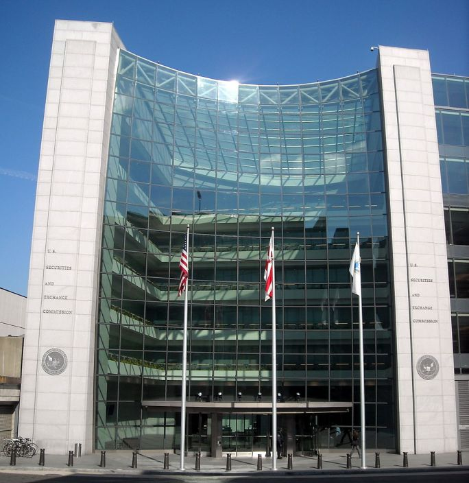 U.S. Securities and Exchange Commission headquarters