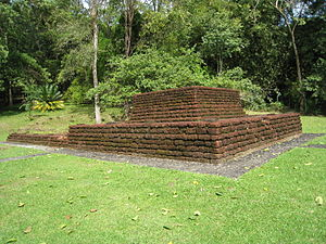 English: Bujang Valley Candi