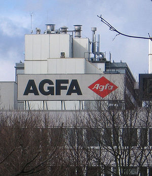 Agfa bord, Rijswijk
