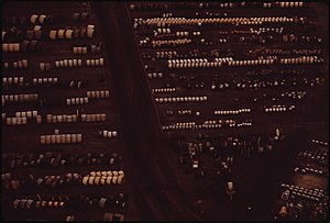 BLURRED CITY LIGHTS - NARA - 546691