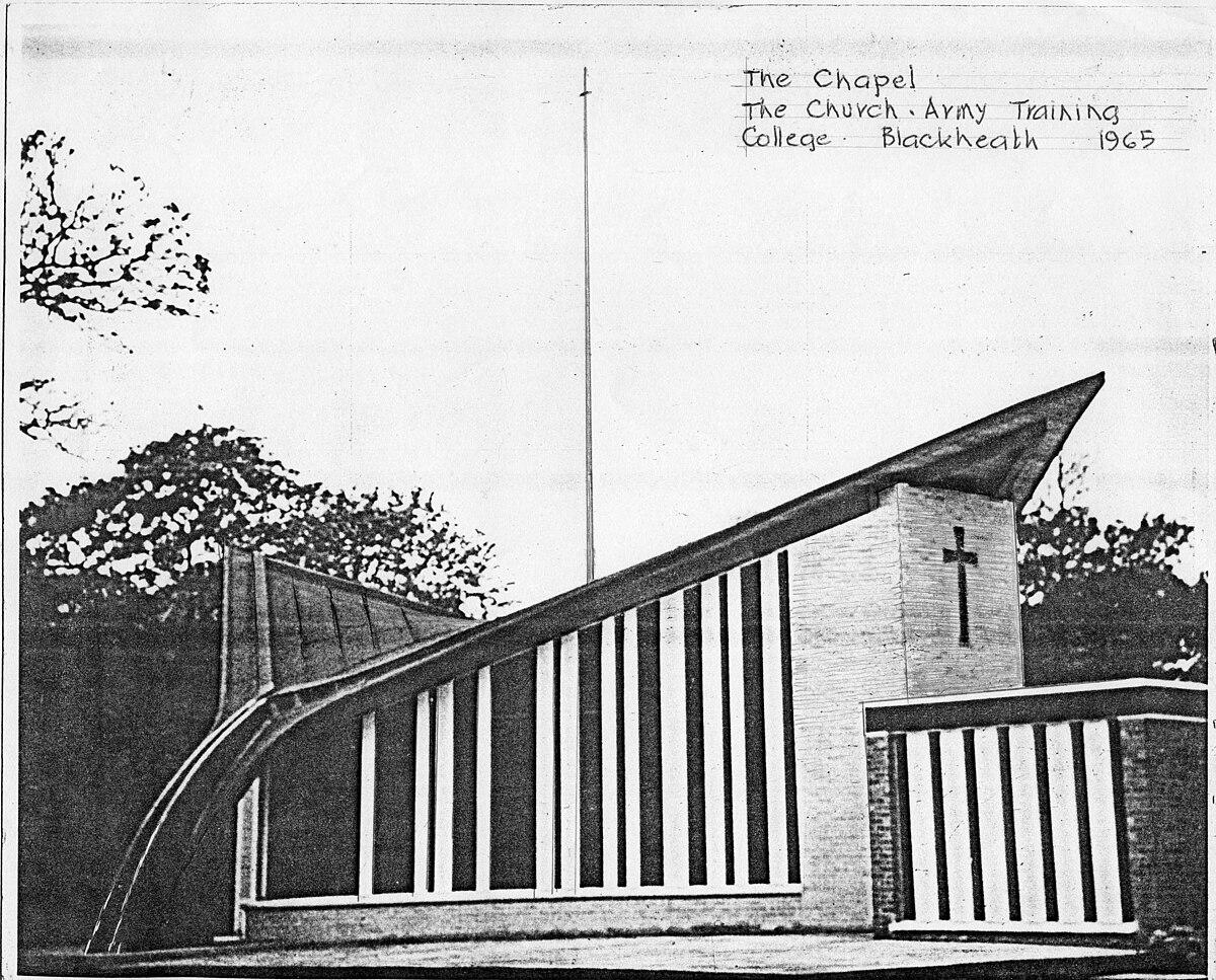 Church Army Chapel Blackheath Wikipedia
