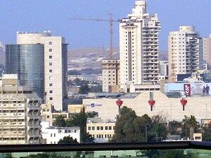 עברית: מרכז העיר