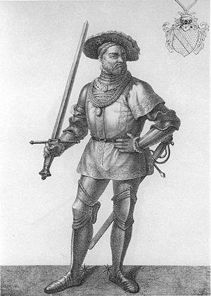Markgraf Ernst I. von Baden-Durlach