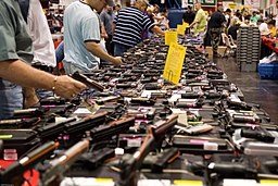 Houston Gun Show at the George R. Brown Convention Center