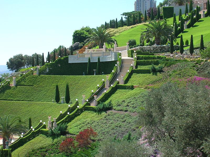 File:Israel - Haifa - Bahai Gardens 002.jpg