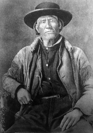 Jim Bridger served as guide and army scout dur...