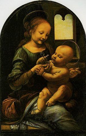Leonardo Benois madonna
