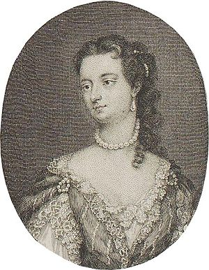 Lady Mary Wortley Montagu from Margaret Cavend...