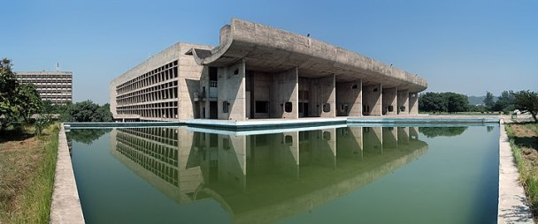 Image result for images of french architect of chandigarh
