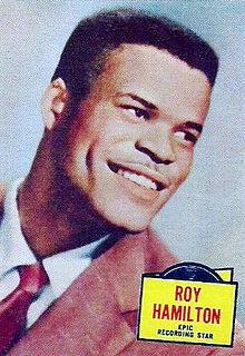 Roy Hamilton Wikipedia
