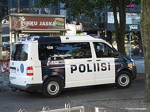 Soome politsei - Vikipeedia, vaba entsüklopeedia