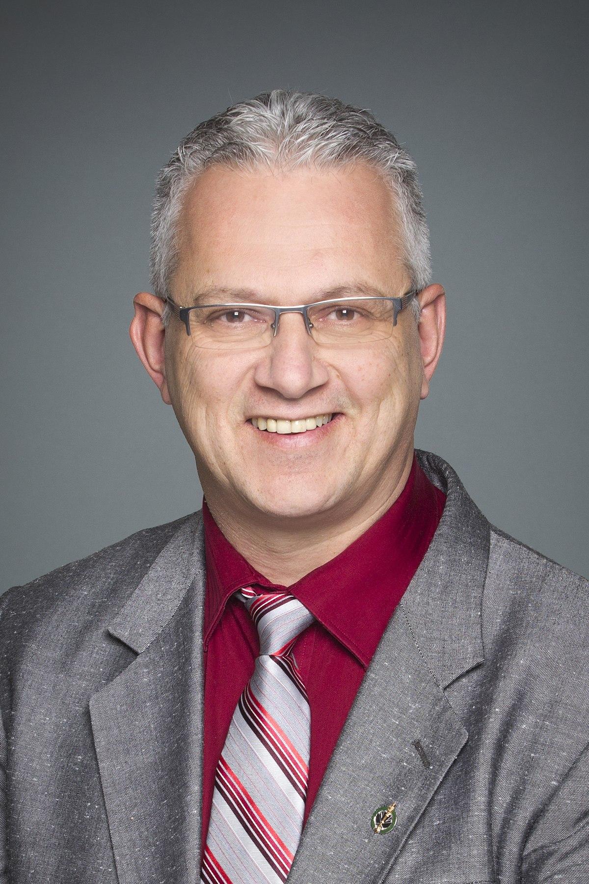 Canadian election Stéphane Lauzon - Wikipedia