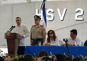 US Navy 100621-N-4971L-224 El Salvador Preside...