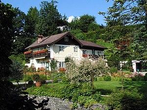 Wohnhaus Carl Zuckmayer in Henndorf