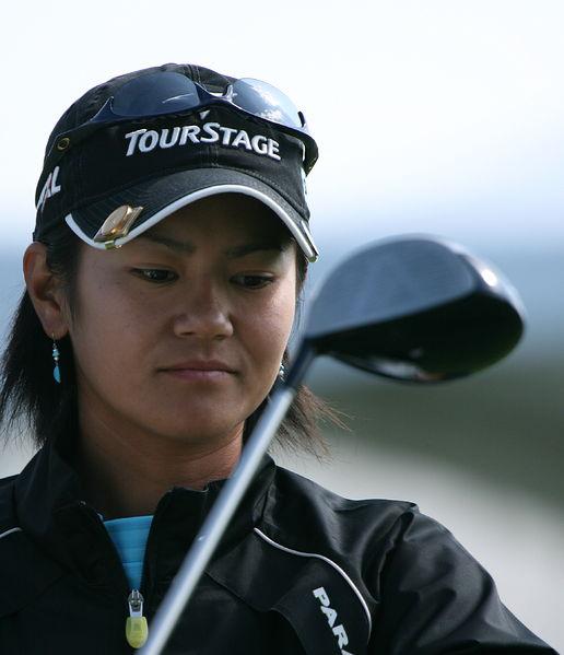 File:2007 LPGA Championship - Ai Miyazato (1).jpg