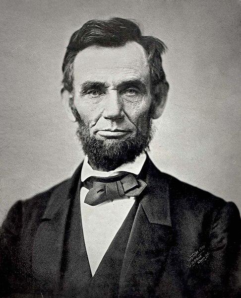 File:Abraham Lincoln November 1863.jpg