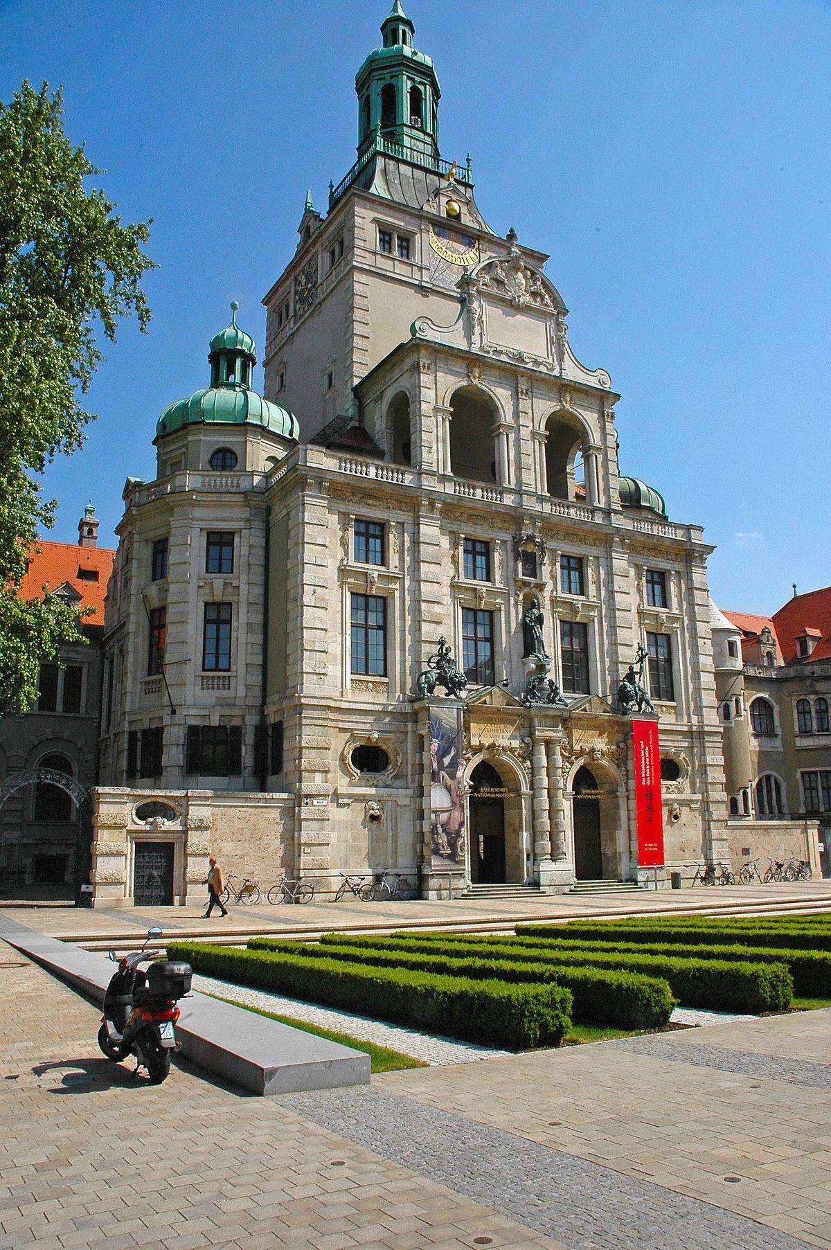Bayerisches Nationalmuseum Wikipedia