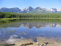 Bierstadt湖、ロッキーマウンテン国立公園、USA.jpg
