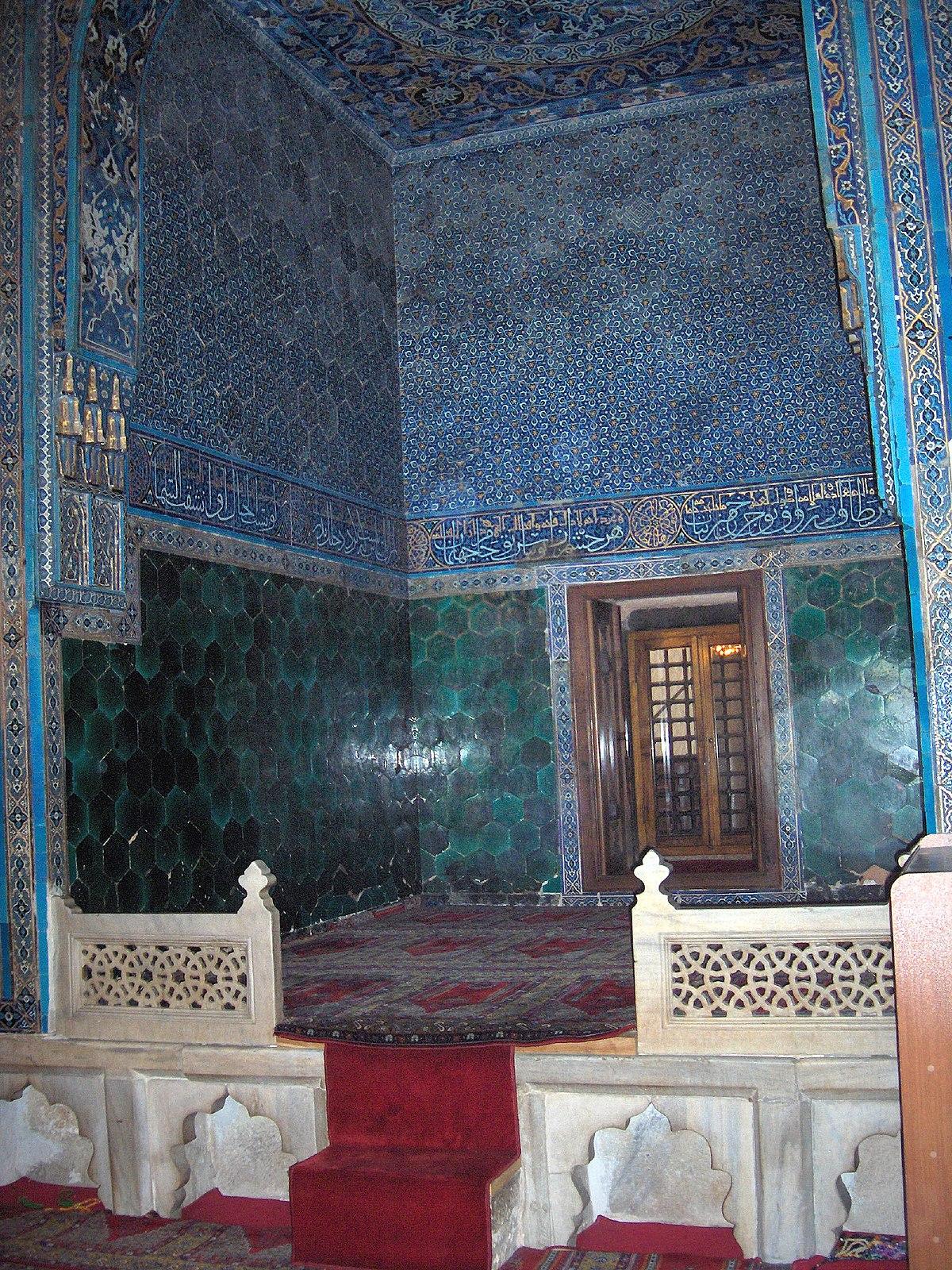 Green Mosque Bursa Wikipedia