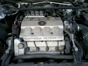 Northstar engine series  Wikipedia