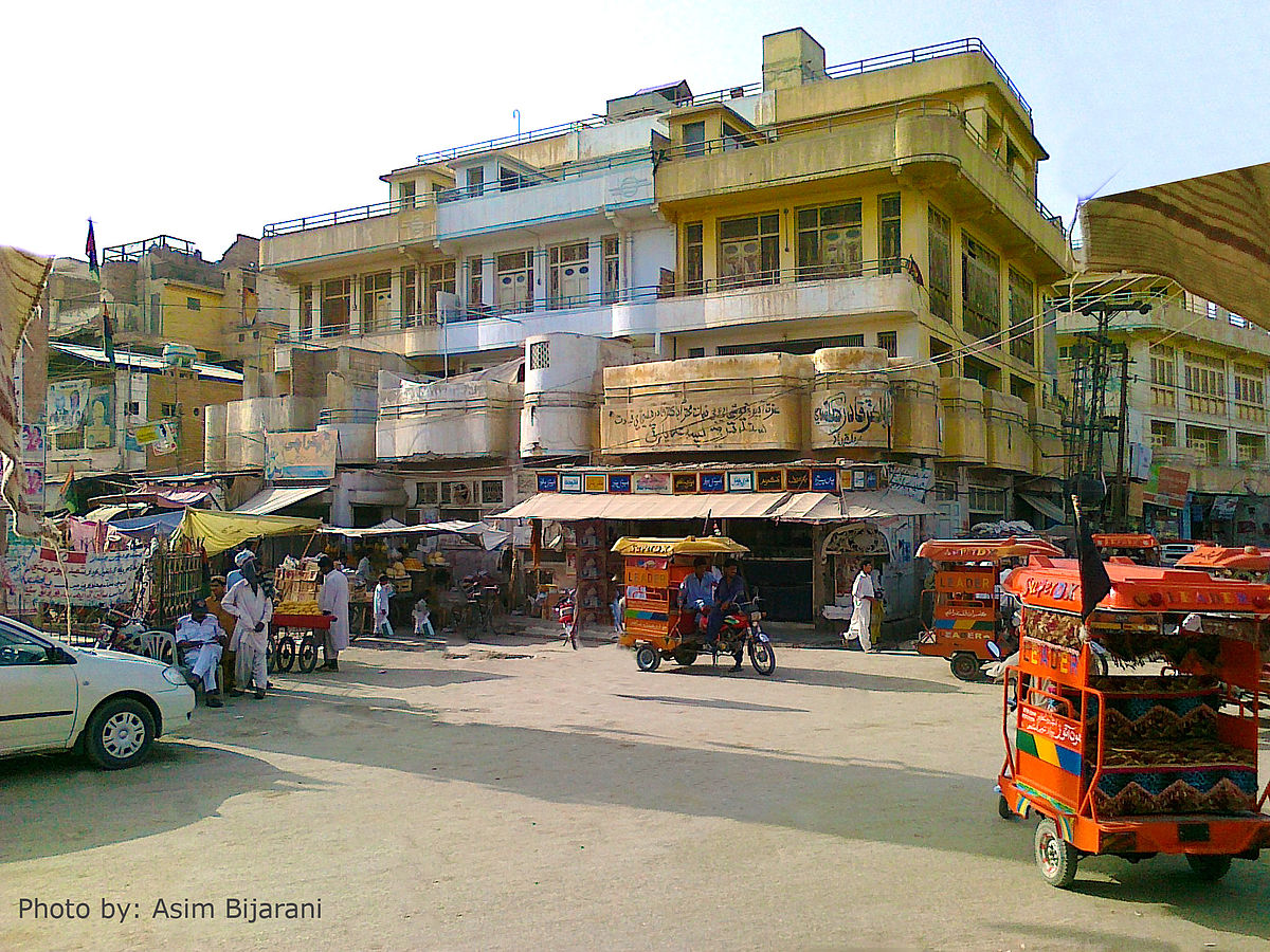Famous Cities Pakistan